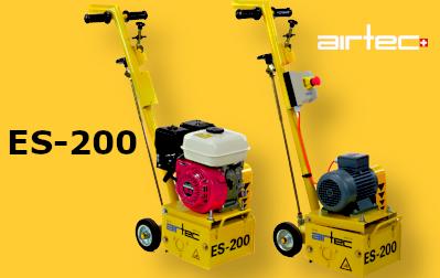 Eurosprint ES-200 Elektromos vagy Benzines betonmaró