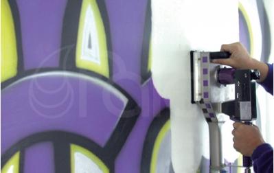 Grafiti eltávolítás