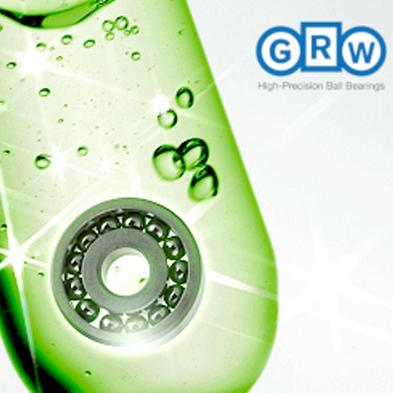 GRW Miniatűr csapágyak