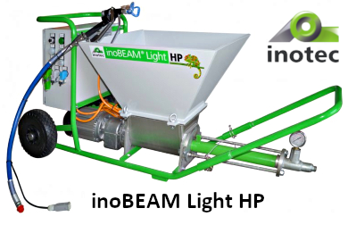 inoBEAM Light HP szivattyú(KOMPRESSZORMENTES)