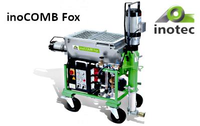 inoCOMB Fox keverőszivattyú