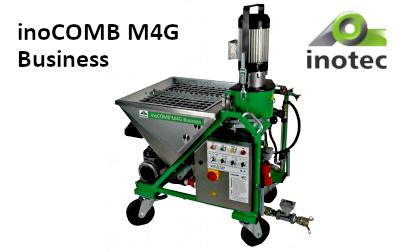 inoCOMB M4G Business keverő szivattyú