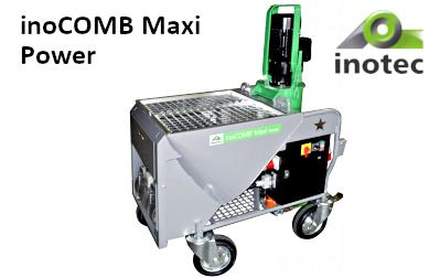 inoCOMB Maxi Power keverő szivattyú