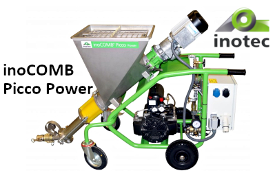 inoCOMB Picco Power keverő szivattyú