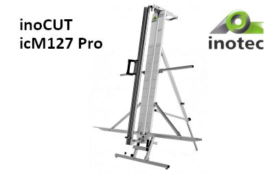 inoCUT icM127 Pro Polisztirolvágó