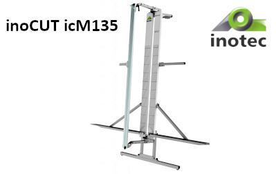 inoCUT icM135 polisztirolvágó