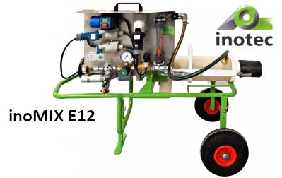 inoMIX E12 Keverőgép