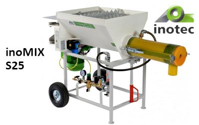 inoMIX S25 keverőgép
