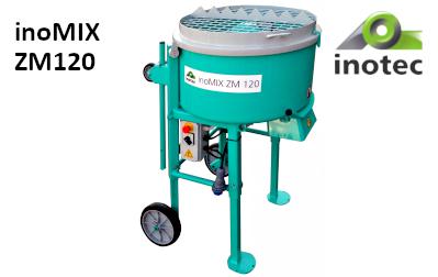 inoMIX ZM120 KényszerKeverőgép