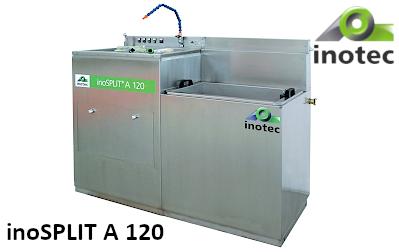 inoSPLIT A 120 szennyvízkezelő rendszer