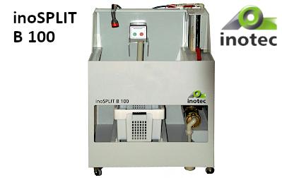 inoSPLIT B 100 szennyvízkezelő rendszer