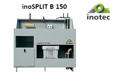 inoSPLIT B 150 szennyvízkezelő rendszer