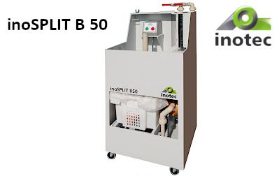 inoSPLIT B 50 szennyvízkezelő rendszer