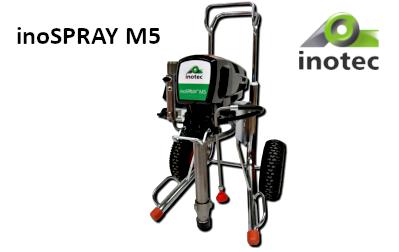 inoSPRAY M5 festékszóró (KOMPRESSZORMENTES)