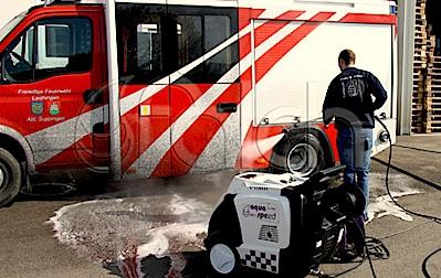 Ipari és logisztikai járművek tisztítása