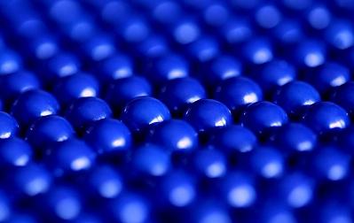 Műanyag & gumi golyók