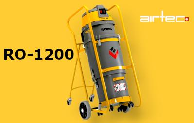 RO-1200 Ipari Azbeszt Porszívó