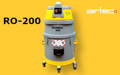 RO-200 Ipari Porszívó