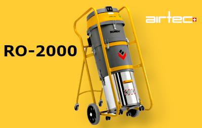 RO-2000 Ipari Porszívó