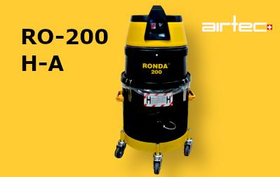 RO-200H-A Ipari Azbeszt Porszívó