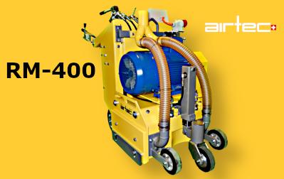 Roto-Mat RM-400 Elektromos Ipari marógép