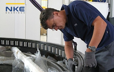 Speciális hengergörgős csapágyak acél csövek gyártásához
