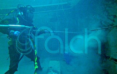 Víz alatti magasnyomású eljárásokhoz
